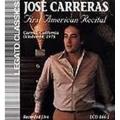 Jose Carreras - First American Recital