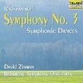 Sergei Rachmaninoff: Symphony No.3, Op.44/Symphonic Dances, Op.45