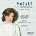 モーツァルト: ピアノ協奏曲集 Vol.1