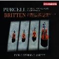 ブリテン: 弦楽四重奏曲集 & パーセル: 4声のファンタジア集