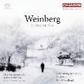 M.Weinberg: Concertos -Fantasia Op.52, Flute Concerto No.2 Op.148, No.1 Op.75, Clarinet Concerto Op.104  / Thord Svedlund(cond), Gothenburg SO, Claes Gunnarsson(vc), Anders Jonhall(fl), etc