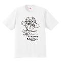 岸辺露伴は動かない × TOWER RECORDS T-shirts White Sサイズ