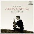 J.S.バッハ: 無伴奏ヴァイオリンのためのソナタ第1番&第2番, 無伴奏ヴァイオリンのためのパルティータ第1番