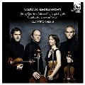 "Mozart: String Quartets Dedicated to Joseph Haydn -  K.428, K.465 ""Dissonanz"" & K.387"