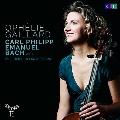 C.P.E. バッハ: チェロ協奏曲第2番、シンフォニア第3番、ピッコロ・チェロとチェンバロのためのソナタ Wq.137、他