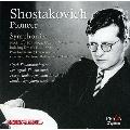 ショスタコーヴィチ: 交響曲第1番、第2番「十月革命に捧げる」、第3番「5月1日」、クルィロフによる2つの寓話Op.4、他