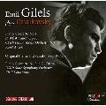 Tchaikovsky: Piano Concerto No.1 & 2 - Emil Gilels plays Tchaikovsky