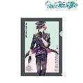 うたの☆プリンスさまっ♪ 寿 嶺二 Ani-Art 第2弾 クリアファイル