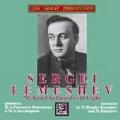 Romances - Rimsky-Korsakov, Balakirev