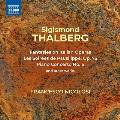 タールベルク: ピアノ作品集