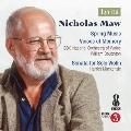 ニコラス・モー: 春の音楽、記憶の声、無伴奏ヴァイオリン・ソナタ