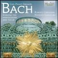 C.P.E.Bach: Sonatas for Harpsichord and Violin