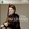 Agustin Barrios International Guitar Competition Vol.1 - Elise Neumann