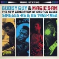 The New Generation Of Chicago Blues - Singles As & Bs