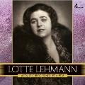 Lehmann - The Complete Acoustic Recordings 1914-26
