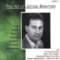 The Art of James Bowman - Bach, Monn, Vivaldi, Handel, et al
