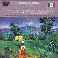 M.M.Ponce: Ferial, Piano Concertos No.1 & No.2, Preludios Encadenados, etc