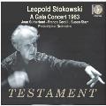Leopold Stokowski - A Gala Concert 1963