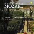 Mozart: Early String Quartets Vol.1