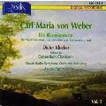 ウェーバー: 管楽器のための協奏曲集 Vol.1