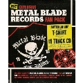 Metal Blade Records Fan Pack [CD+Tシャツ]<限定盤>