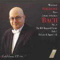 J.S.Bach: The Well-Tempered Clavier Book 1 - Preludes & Fugues No.1-No.12