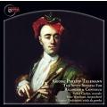 G.P.Telemann: The Seven Sonatas for Recorder & Continuo