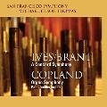 アイヴズ: コンコード・シンフォニー、コープランド: オルガンと管弦楽のための交響曲