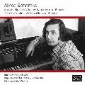 アルフレート・シュニトケ: チェロ・ソナタ第1番、第2番、ピアノ三重奏曲
