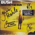 Man On The Run (Amazon Exclusive)(Autographed CD)<限定盤>