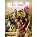 少女時代1stオフィシャルフォトブック 『Holiday』