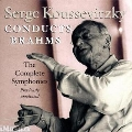 Serge Koussevitzky conducts Brahms