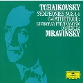 Tchaikovsky: Symphony No.4, 5, 6 / Evgeny Mravinsky(cond), Leningrad Philharmonic Orchestra