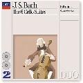 J.S.バッハ: 無伴奏チェロ組曲全曲