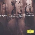Haydn: The Seven Last Words Op.51 / Emerson String Quartet