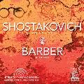 Shostakovich: Symphony No. 5 Op.47; Barber: Adagio