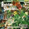 Russian Sketches -Glinka, Ippolitov-Ivanov, Rimsky-Korsakov, etc (1995) / David Zinman(cond), Baltimore Symphony Orchestra