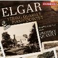 エルガー: 弦楽四重奏曲 Op.83、ピアノ五重奏曲 Op.84