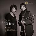 Brahms: Two Viola Sonatas Op.120, Two Piano Rhapsodies Op.79