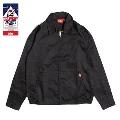COOKMAN Delivery Jacket Black BLACK Mサイズ