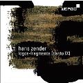 Hans Zender: Logos-Fragmente (Canto IX)