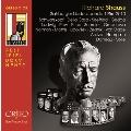 R.Strauss: Salzburger Liederabende 1956-2010