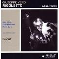 Verdi: Rigoletto (In French)