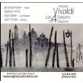 ヴィヴァルディ: 四つの協奏曲「四季」 - 競いあうソリストたち