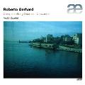 R.ジェラルト: 弦楽四重奏曲(全2曲), 無伴奏ヴァイオリンのためのシャコンヌ