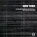 アンサンブル・アンテルコンタンポランがみたニューヨーク ~20世紀から21世紀へ~
