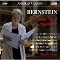 "Bernstein: Symphony No.3 ""Kaddish"", etc"