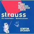 R.Strauss: Ein Heldenleben, Metamorphosen<期間限定盤>