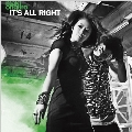 IT'S ALL RIGHT [CD+DVD]