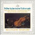 初期イタリアのヴァイオリン音楽<タワーレコード限定>
